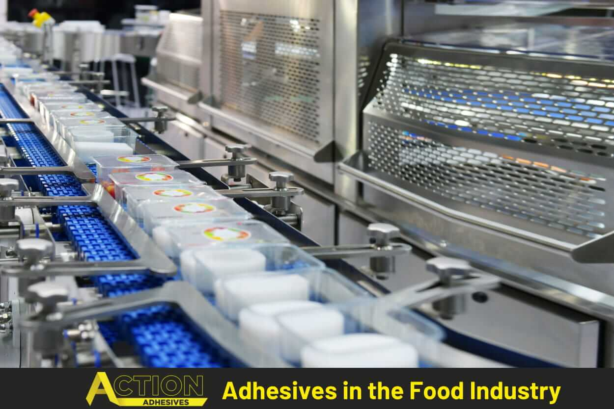 Adhesives in the Food Industry