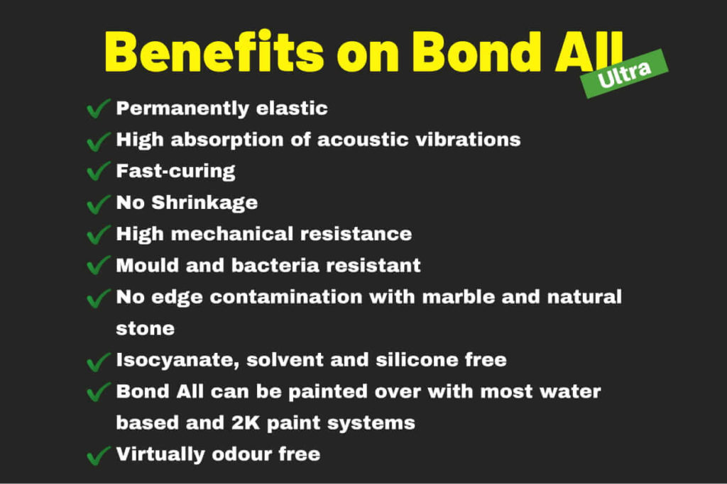 Benefits of Bond All