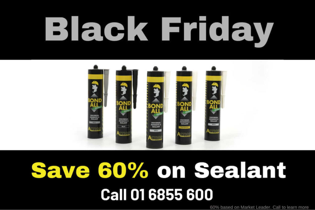 Black Friday Sealant
