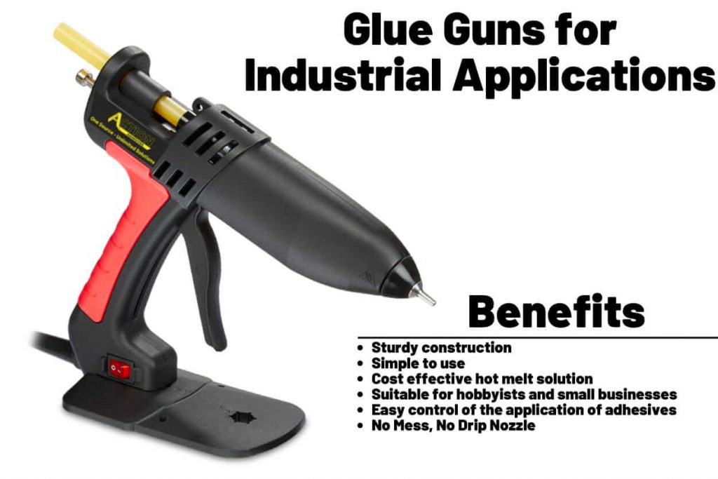 Industrial Glue Guns
